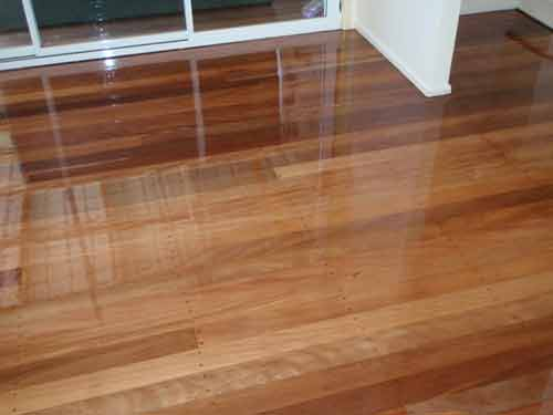 Wooden floor sanding Brisbane